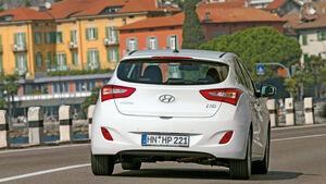 Hyundai i30 1.6 GDi, Frontansicht
