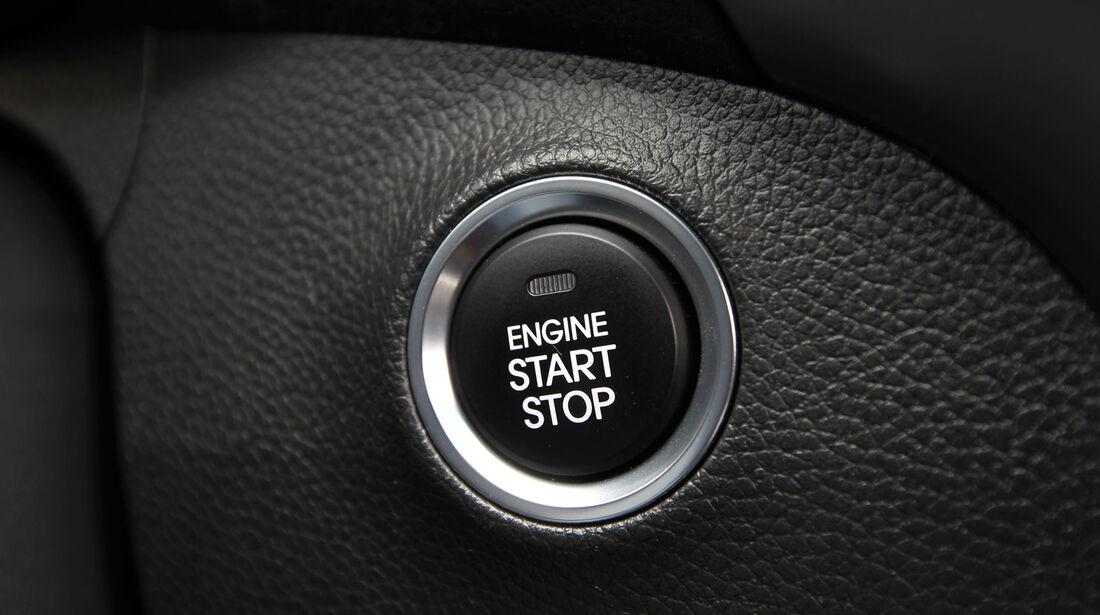 Hyundai i30 1.6, Hyundai 1.6 CRDi, Start-Stopp-Automatik