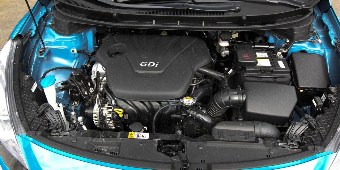 Hyundai i30 1.6, Motor