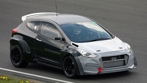 Hyundai i30 2.0 Turbo Entwicklungsträger