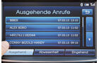 Hyundai i30, Anruferliste