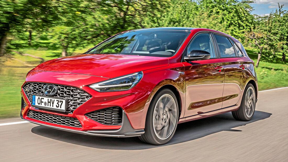 Hyundai i30, Exterieur