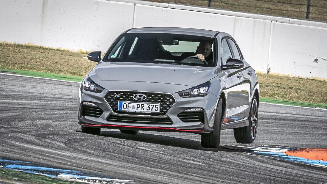 Hyundai i30 Fastback N, Exterieur