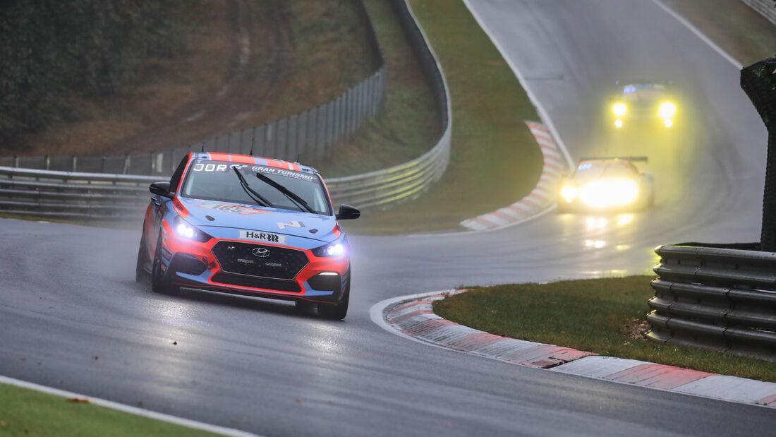 Hyundai i30 Fastback N - Startnummer 165 - 24h Rennen Nürburgring - Nürburgring-Nordschleife - 26. September 2020