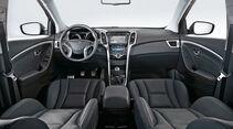 Hyundai i30, Innenraum