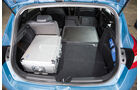 Hyundai i30, Kofferraum, Ladefläche