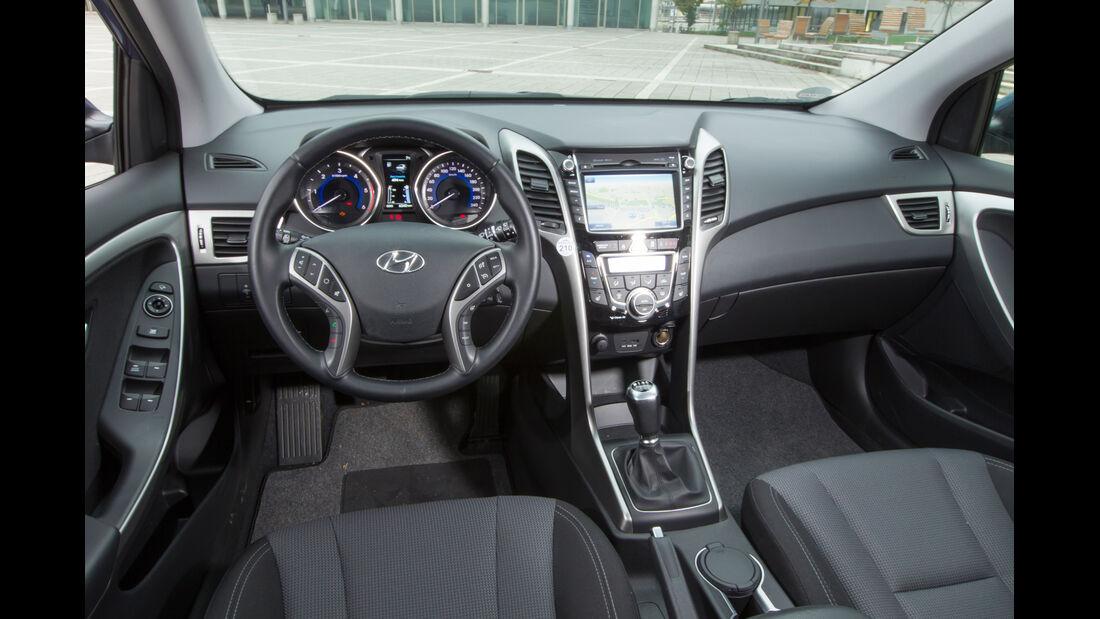 Hyundai i30 Kombi, Cockpit