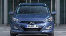 Hyundai i30 Kombi, Frontansicht