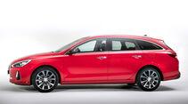Hyundai i30 Kombi Sitzprobe 2017