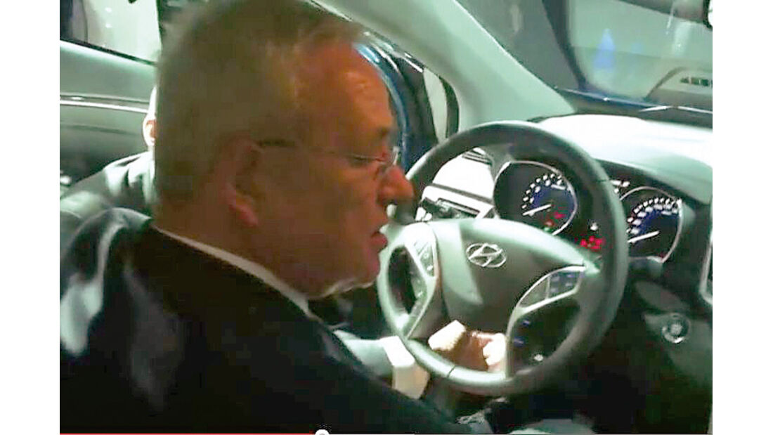 Hyundai i30, Martin Winterkorn