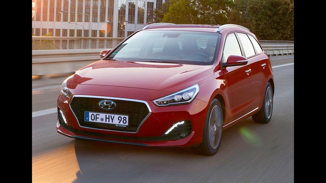 Hyundai i30 Modelljahr 2019
