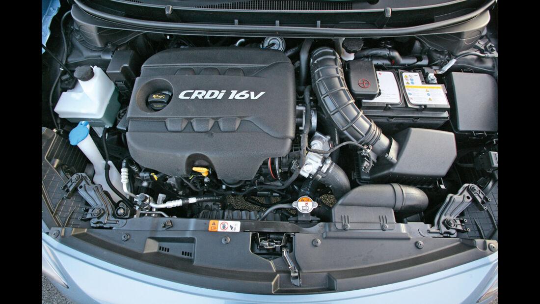 Hyundai i30, Motor