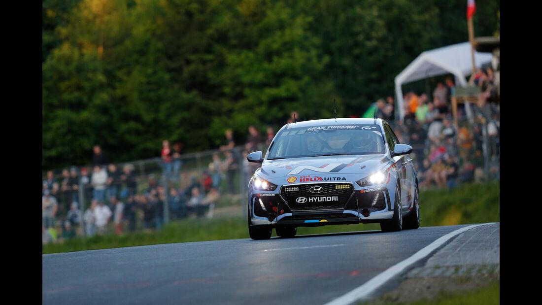 Hyundai i30 N - 24h-Rennen Nürburgring 2017 - Nordschleife