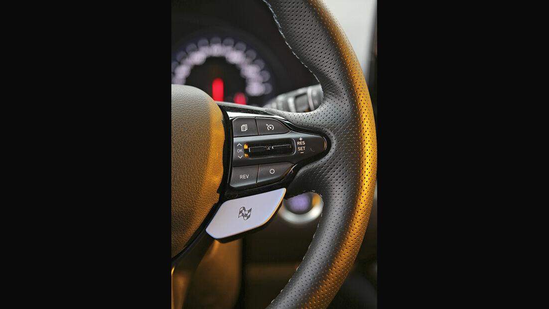 Hyundai i30 N Performance, Interieur
