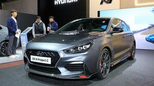 Hyundai i30 N Project C, IAA 2019