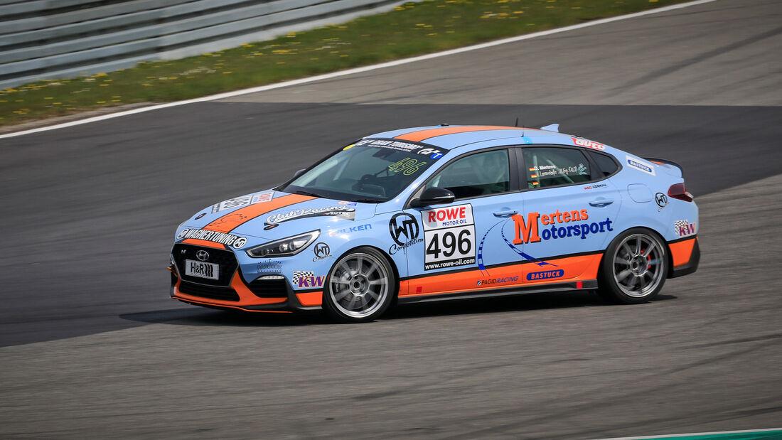 Hyundai i30 N - Startnummer #496 - MSC Adenau e. V. im ADAC - VT2 - NLS 2021 - Langstreckenmeisterschaft - Nürburgring - Nordschleife