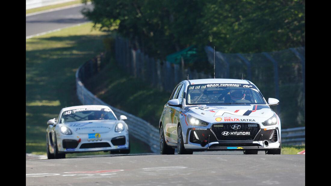 Hyundai i30 N - Startnummer #92 - 2. Qualifying - 24h-Rennen Nürburgring 2017 - Nordschleife