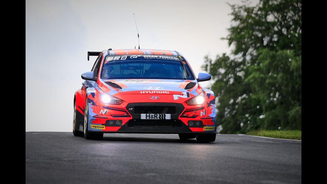 Hyundai i30 N TCR - Startnummer #170 - 24h Rennen Nürburgring - 22. Juni 2019