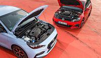 Hyundai i30 N - VW Golf GTI - Kompaktsportwagen