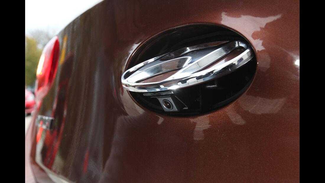 Hyundai i30, Rückfahrkamera