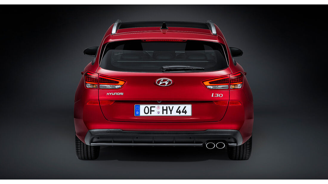Hyundai i30 Wagon  N Line