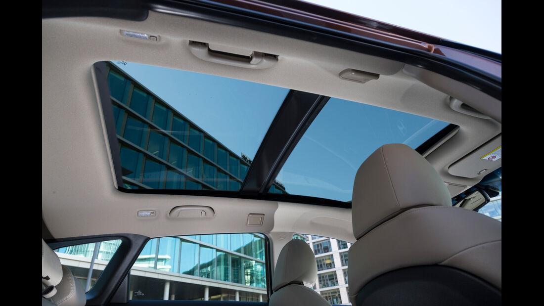 Hyundai i30 cw 1.6 CRDi, Panoramafenster