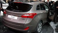 Hyundai i30, sw Genf 2012