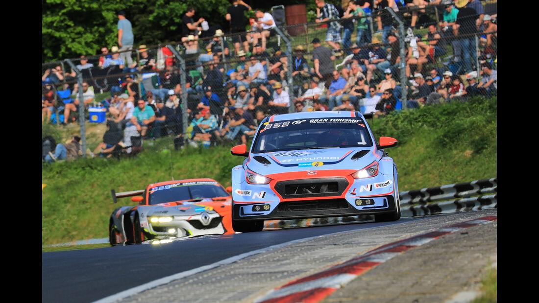 Hyundai i30N TCR - Startnummer #830 - 24h-Rennen Nürburgring 2018 - Nordschleife - Samstag 12.5.2018