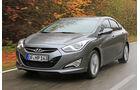 Hyundai i40 1.6 GDI, Frontansicht
