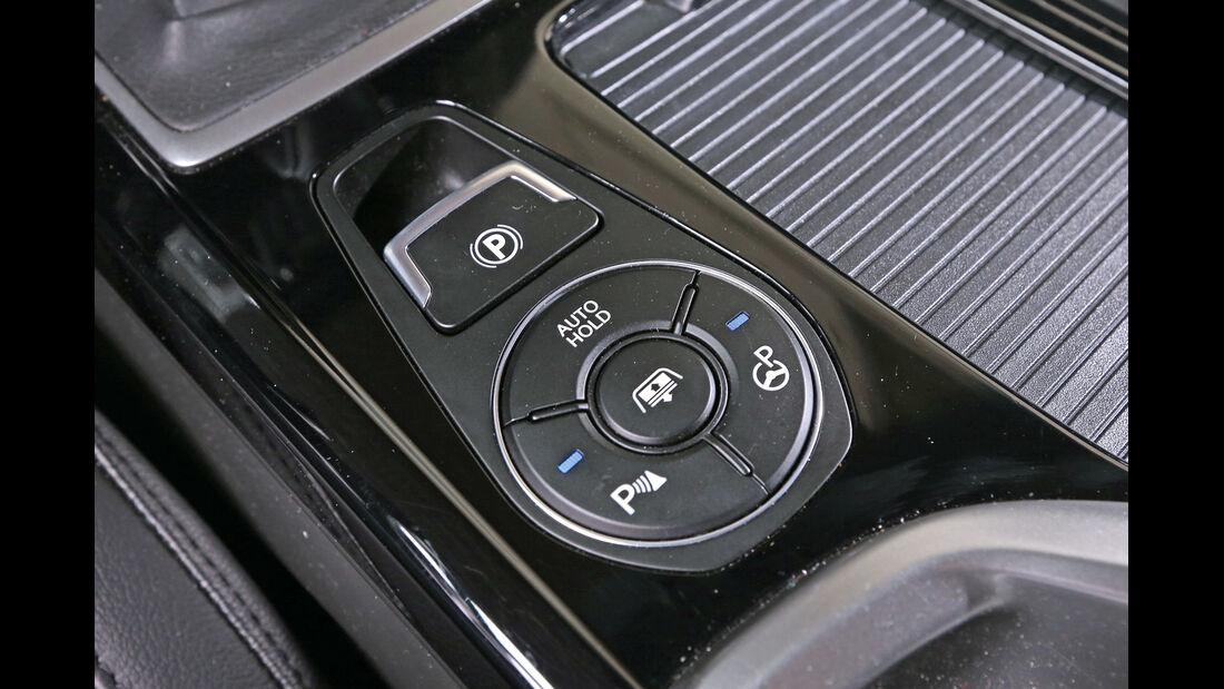 Hyundai i40 1.7 CRDi, Bedienelemente