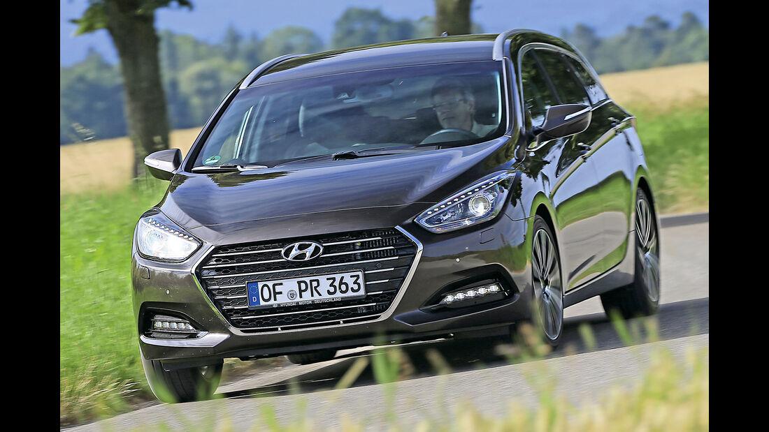 Hyundai i40, Best Cars 2020, Kategorie D Mittelklasse