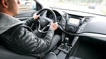 Hyundai i40, Cockpit