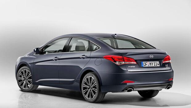 Hyundai i40, Exterieur
