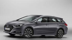 Hyundai i40 Facelift