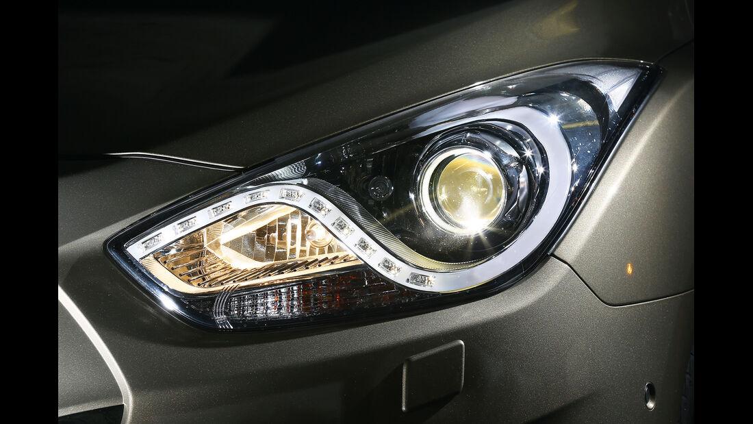 Hyundai i40 Halogen
