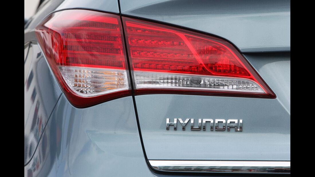 Hyundai i40, Heckleuchte