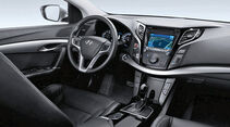 Hyundai i40, Innenraum