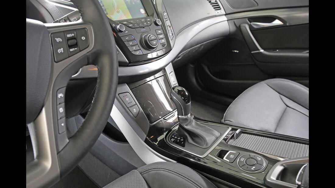 Hyundai i40, Interieur
