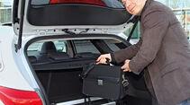 Hyundai i40, Kofferraum
