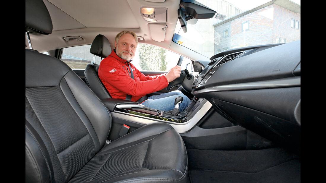 Hyundai i40 Kombi 1.7 CRDi, Henning Busse
