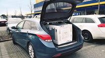 Hyundai i40 Kombi 1.7 CRDi, Kofferraum