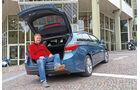 Hyundai i40 Kombi 1.7 CRDi Premium, Heckansicht, Henning Busse