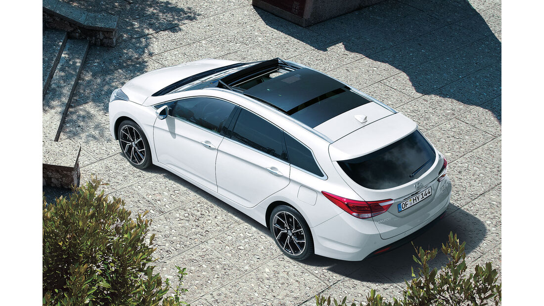 Hyundai i40 Kombi 2018