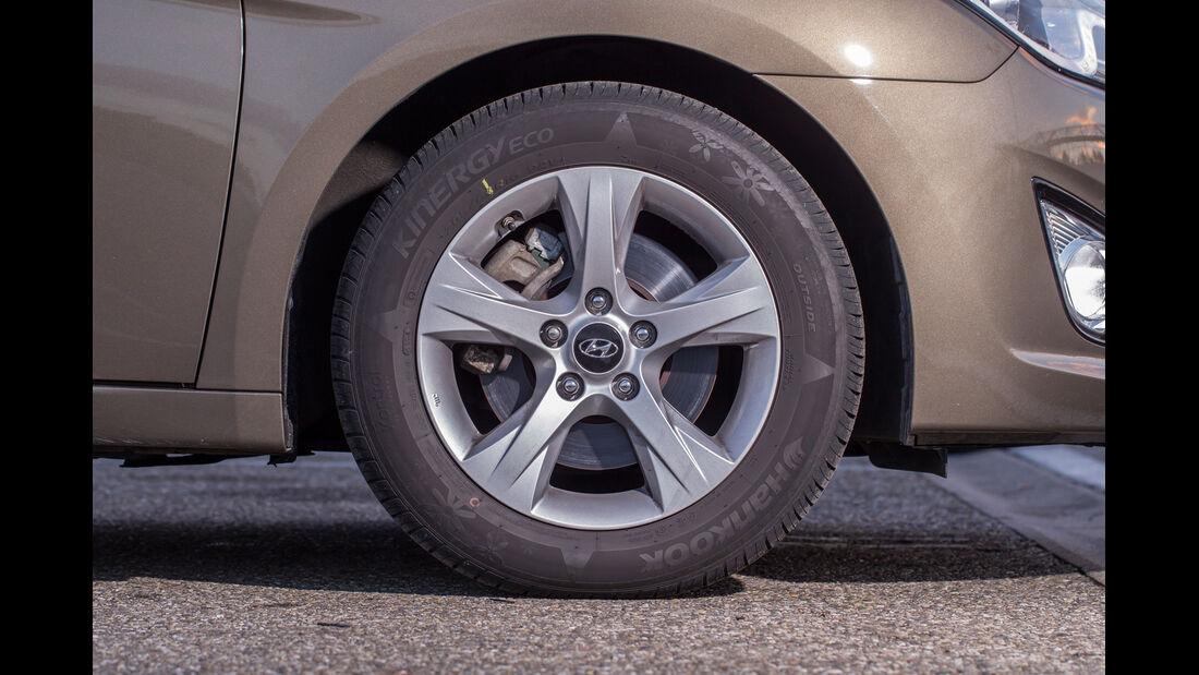 Hyundai i40 Kombi Blue 1.7 CRDi, Felge
