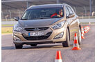 Hyundai i40 Kombi Blue 1.7 CRDi, Frontansicht