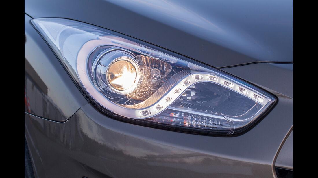 Hyundai i40 Kombi Blue 1.7 CRDi, Frontscheinwerfer