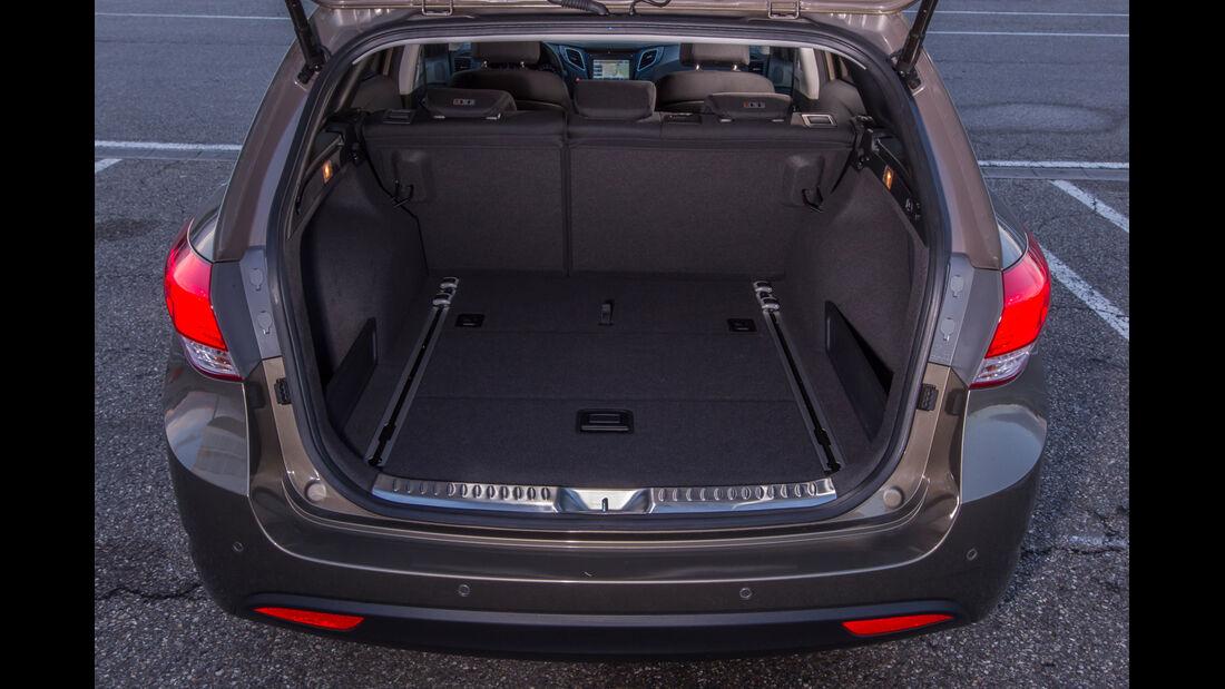 Hyundai i40 Kombi Blue 1.7 CRDi, Kofferraum