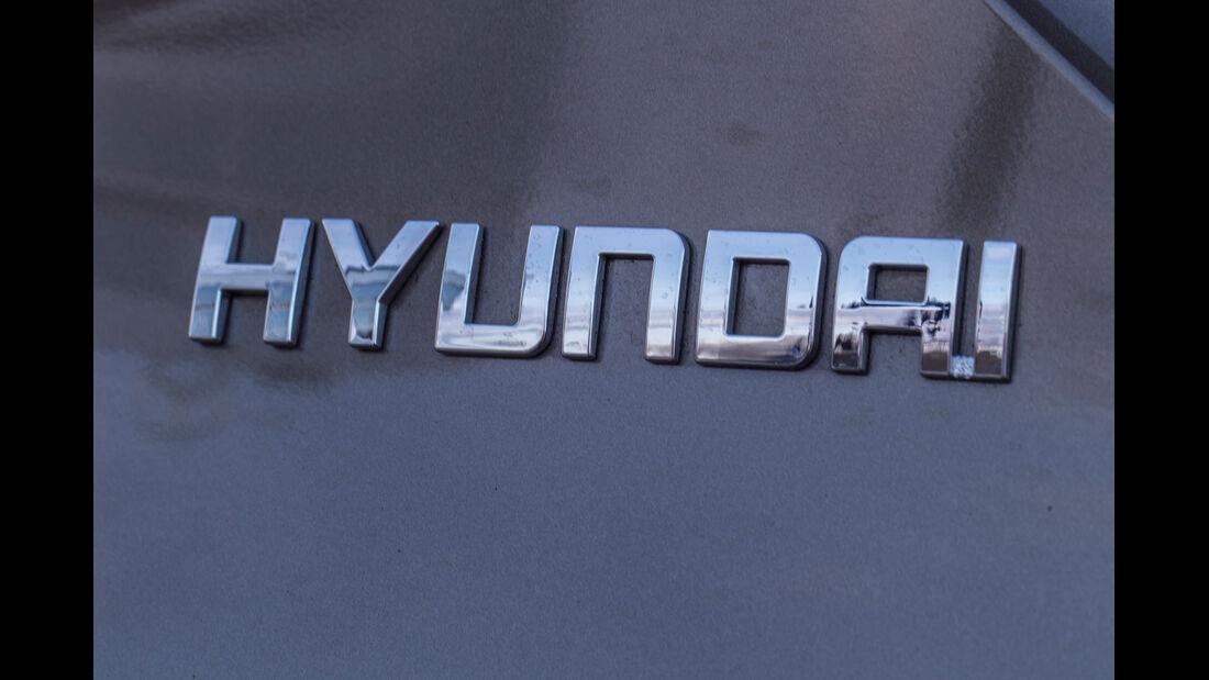 Hyundai i40 Kombi Blue 1.7 CRDi, Typenbezeichnung