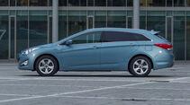 Hyundai i40 Kombi, Seitenansicht