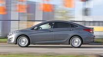 Hyundai i40, Limousine, Seitenansicht